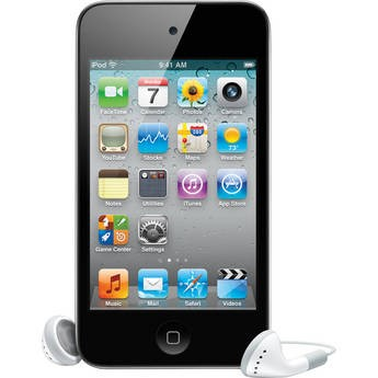 APPLE IPOD IPOD MC540LL/A TOUCH 8GB