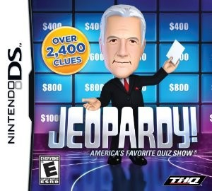 NINTENDO Nintendo DS Game JEOPARDY