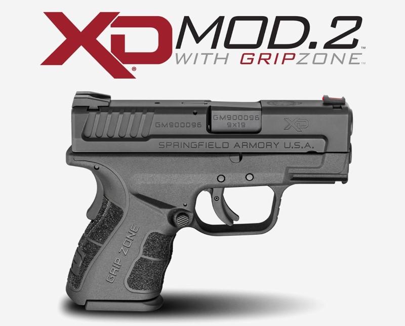 SPRINGFIELD ARMORY Pistol XD-45 MOD 2