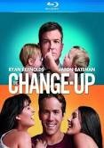 Blu-ray The Change Up *FORMER RENTAL*