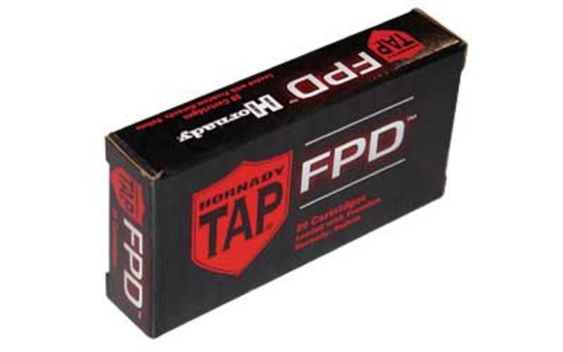 HORNADY Ammunition 308 WIN 110 GR TAP FPD