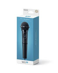 NINTENDO Video Game Accessory WII U MICROPHONE