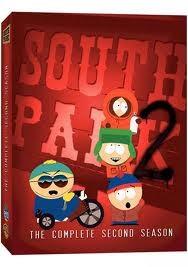 DVD BOX SET DVD SOUTH PARK SEASON 2