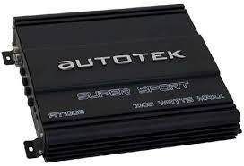 AUTOTEK Car Amplifier AT1000