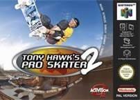 NINTENDO Nintendo 64 Game TONY HAWK'S PRO SKATER 2 N64