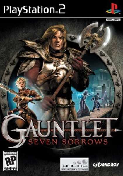 SONY Sony PlayStation 2 GAUNTLET SEVEN SORROWS