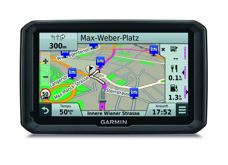 GARMIN GPS System DEZL 770LMT