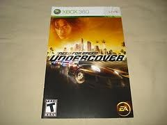 MICROSOFT Microsoft XBOX 360 Game NEED FOR SPEED UNDERCOVER