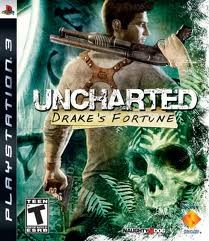 SONY Sony PlayStation 3 Game UNCHARTED DRAKES FORTUNE