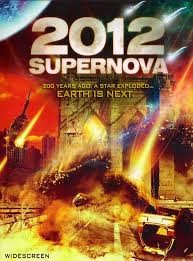 DVD MOVIE Blu-Ray 2012 SUPERNOVA