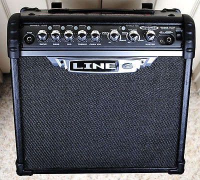 LINE 6 Electric Guitar Amp 15 WATT AMP CHASSIS 110 VOLTS A