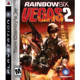UBISOFT Sony PlayStation 3 Game RAINBOW SIX VEGAS 2