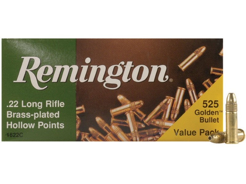 REMINGTON FIREARMS & AMMUNITION Ammunition 22LR RIMFIRE HOLLOW POINTS