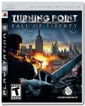 SONY Sony PlayStation 3 Game TURNING POINT FALL OF LIBERTY