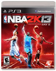 SONY Sony PlayStation 3 Game NBA 2K13 - PS3