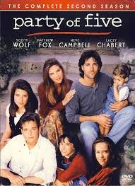 DVD BOX SET DVD PARTY OF FIVE THE COMPLETE SECOND SEASON