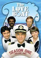 DVD BOX SET DVD THE LOVE BOAT SEASON ONE VOLUME ONE
