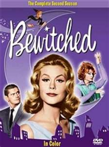 DVD BOX SET DVD BEWITCHED S2