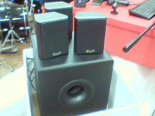 KLH Surround Sound Speakers & System SPEAKERS