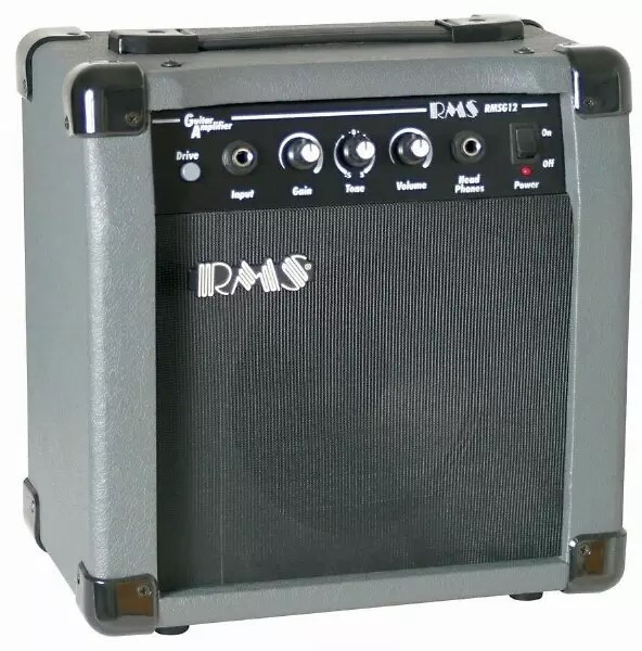 RMS AUDIO Electric Guitar Amp RMSG12