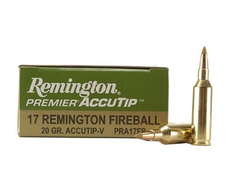 REMINGTON FIREARMS Ammunition 17 REMINGTON FIREBALL