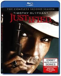 BLU-RAY MOVIE Blu-Ray JUSTIFIED THE COMPLETE SECOND SEASON