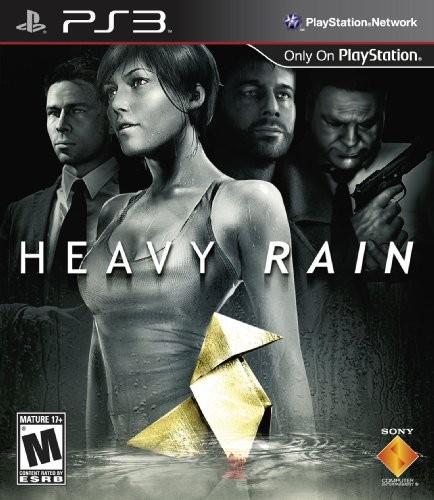 SONY Sony PlayStation 3 Game HEAVY RAIN