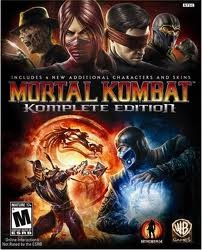 SONY Sony PlayStation 3 Game MORTAL KOMBAT KOMPLETE EDITION