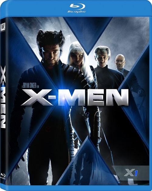 BLU-RAY MOVIE Blu-Ray X-MEN