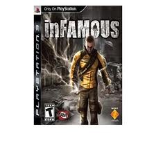 SONY Sony PlayStation 3 Game INFAMOUS