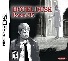 NINTENDO Nintendo DS Game HOTEL DUSK ROOM 215