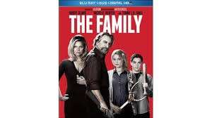 BLU-RAY MOVIE Blu-Ray THE FAMILY