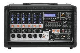 PEAVEY Electric Guitar Amp PVI6500 MIXER