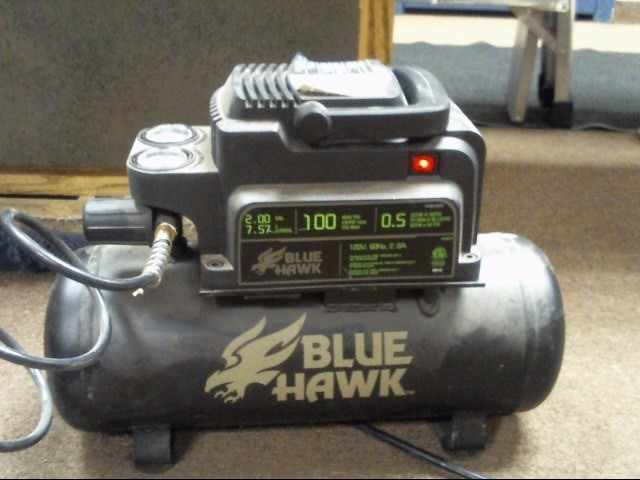 BLUE HAWK Air Compressor AIR COMPRESSOR