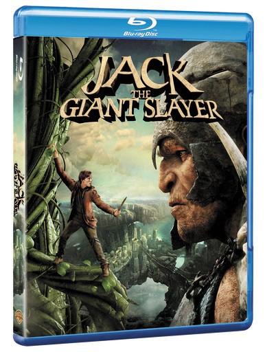 BLU-RAY MOVIE Blu-Ray JACK THE GIANT SLAYER