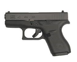 Glock - 43 - 9mm - Talo Front Sights