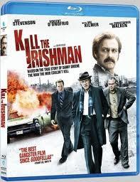 KILL THE IRISHMAN BLU-RAY