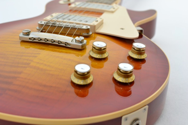 GIBSON LES PAUL HISTORIC 1960 REISSUE 50TH ANNIV VERSION3