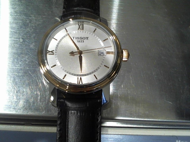 TISSOT Gent's Wristwatch T097.410.26.038.00