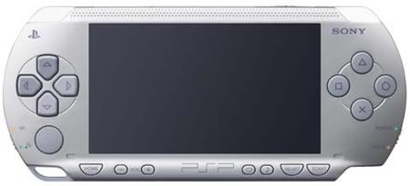 SONY PSP 3001 Piano Black Handheld Game System