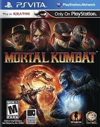 SONY Sony PS VITA Game MORTAL KOMBAT PS VITA