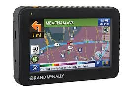 RAND MCNALLY GPS System INTELLIROUTE TND 520