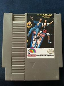 NINTENDO Nintendo NES BILL AND TEDS EXCELLENT ADVENTURE