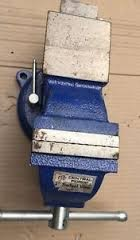 CENTRAL FORGE CLAMP Clamp/Vise 07421