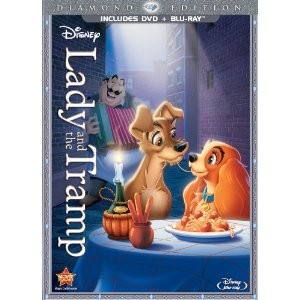 Blu-Ray Lady and the Tramp Diamond Edition