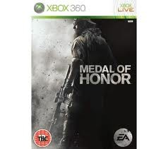 MICROSOFT Microsoft XBOX 360 Game MEDAL OF HONOR LIMITED EDITION