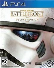 SONY Game PS4 BATTLEFRONT DELUXE EDITION