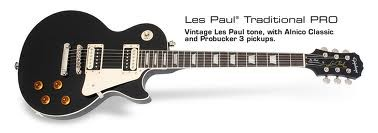 EPIPHONE Electric Guitar LES PAUL TRADITIONAL PRO