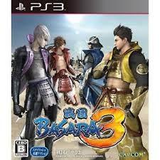 SONY Sony PlayStation 3 Game SENGOKU BASARA SAMURAI HEROES - PS3