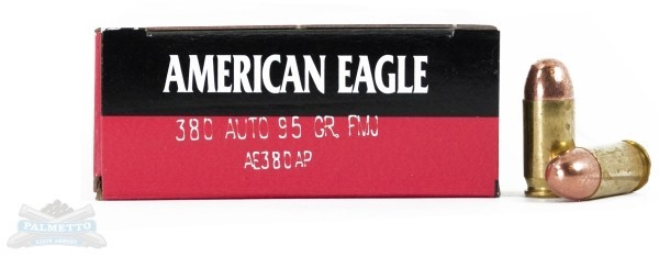 FEDERAL AMMUNITION Ammunition AMERICAN EAGLE AE380AP
